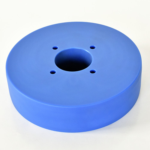 MC Nylon insulation material high precision CNC precision machining