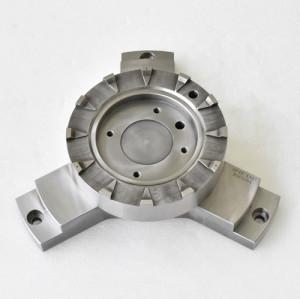 parti di lavorazione meccanica di precisione dei materiali SCM435 prodotti da Zhongken Machinery