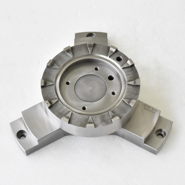precision machining parts of SCM435 materials produced by Zhongken Machinery