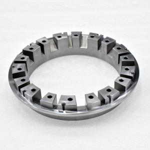 Präzisionsgefertigte Teile aus S45C-Materialien, hergestellt von Zhongken Machinery