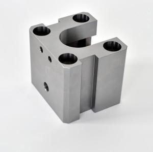 Parti lavorate con precisione dei materiali S45C prodotti da Zhongken Machinery