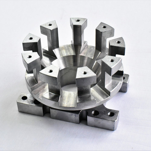 Precision machined parts of S45C materials produced by Zhongken Machinery
