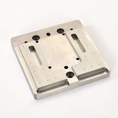 Precision machined parts of SUS304 materials produced by Zhongken Machinery