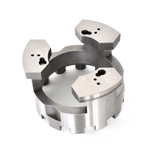 OEM customized SKD61 die steel precision machining parts