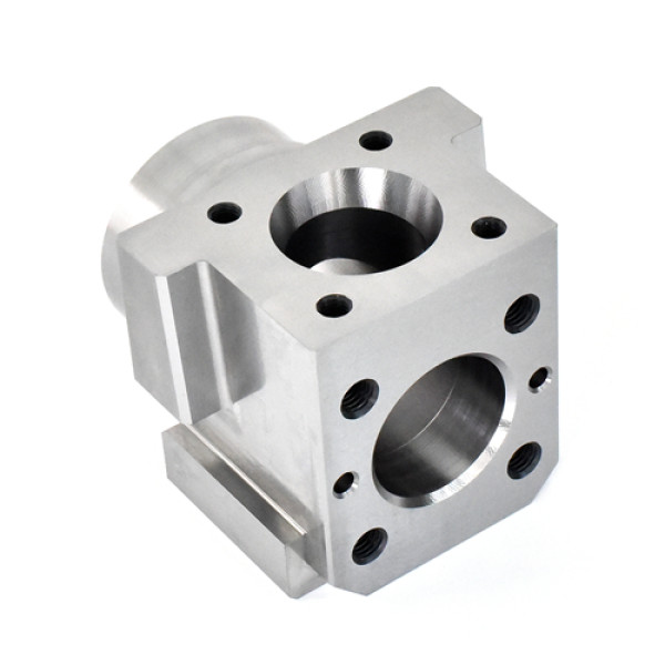 CNC precision machining of the key parts used in die casting mold