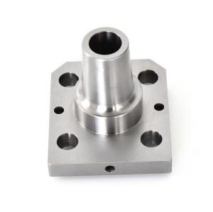 Parti di stampi per pressofusione Lavorazioni meccaniche di precisione CNC