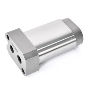 CNC precision machining parts die-casting die core parts  mold parts