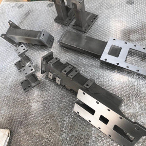 SS400大型焊接零件的材料加工精密加工零件