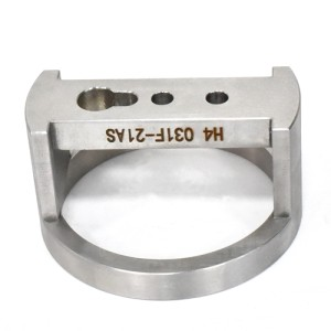 SUS303 / SUS304 bahan CNC mesin bubut dan penggilingan bagian mesin presisi mesin penggilingan