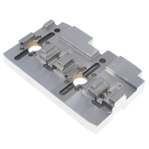 S45C bahan CNC mesin bubut dan penggilingan mesin presisi bagian mesin