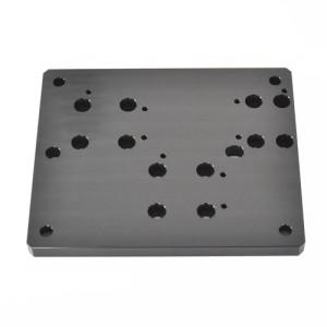 铝零件的黑色阳极氧化