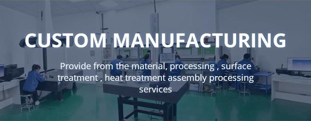precision parts manufacturing