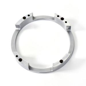 Pengolahan panas material SKD11 60-62 pemrosesan suku cadang presisi