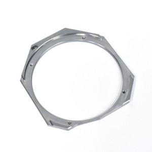 S45C bahan bagian mesin presisi perlakuan panas frekuensi tinggi