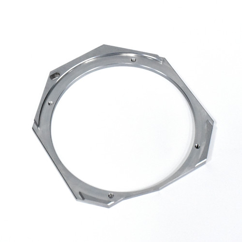 Parti lavorate di precisione con trattamento termico ad alta frequenza in materiale S45C