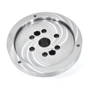 Rettifica di precisione del materiale S50C dopo trattamento termico ad alta frequenza