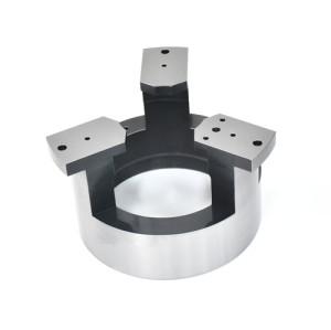 SKD61 trattamento termico del materiale 54-60 lavorazione di rettifica di precisione