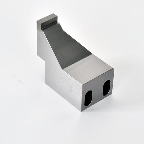 Materiale S45C e materiale superduro dopo la saldatura di parti lavorate di precisione