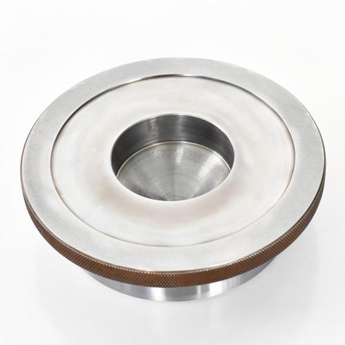 Lavorazione di rettifica del foro interno del cerchio esterno di precisione per tempra alla fiamma del materiale S55C