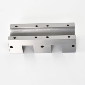 S45C / NAK55 / PX5材料数控车铣复合机精密加工零件