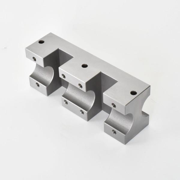 Material S45C / NAK55 / PX5 CNC-Dreh- und Fräsmaschinen-Präzisionsbearbeitungsteile