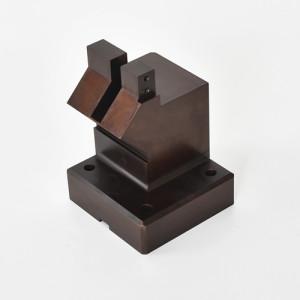 FC300 Gusseisenmaterial nach Verarbeitung der Schwarzfärbebehandlung