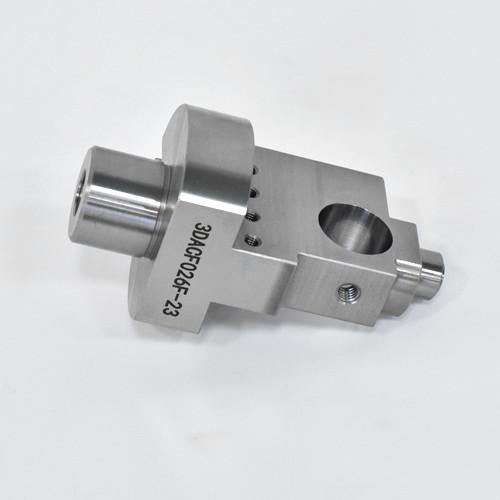 Pezzi meccanici di precisione per macchine per tornitura e fresatura CNC in materiale S45C