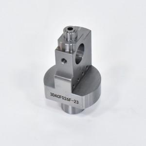 S45C-Material CNC-Dreh- und Fräs-Präzisionsbearbeitungsteile für Verbundmaschinen