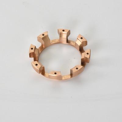 Parti di lavorazione CNC di precisione del materiale BC6