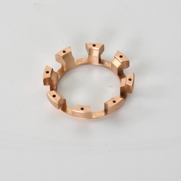 BC6材料精密数控加工零件