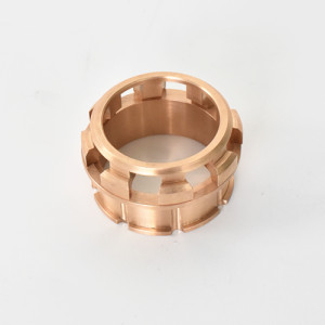 BC6 Materialpräzision CNC-Bearbeitungsteile