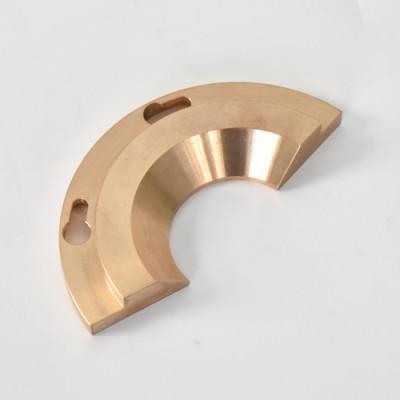 Parti di lavorazione CNC di precisione del materiale C3604