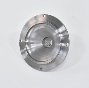 Lavorazione di fresatura CNC materiale S45C