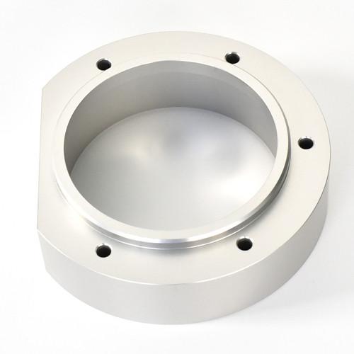 Parti di lavorazione CNC di precisione A7075 di materiali in alluminio