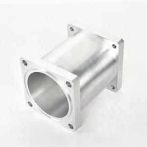 Bagian mesin CNC presisi A5056B dari bahan aluminium