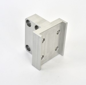 Parti di lavorazione CNC di precisione A2017 di materiali in alluminio