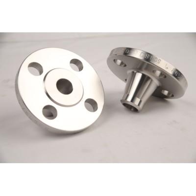 ASME B16.5 ASTM A182 F316L WNRTJ Flange 1 Inch Sch80 CL2500