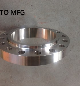 ASME B16.5 ASTM 904L LAPJOINT Flange CL600