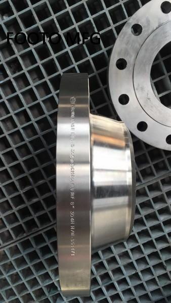 ASME B16.5 ASTM A234 WP11 LAPJOINT Flange CL600