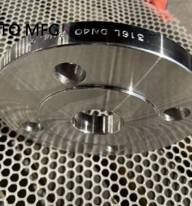B16.5 ASTM N02201 Slip on Flange CL900