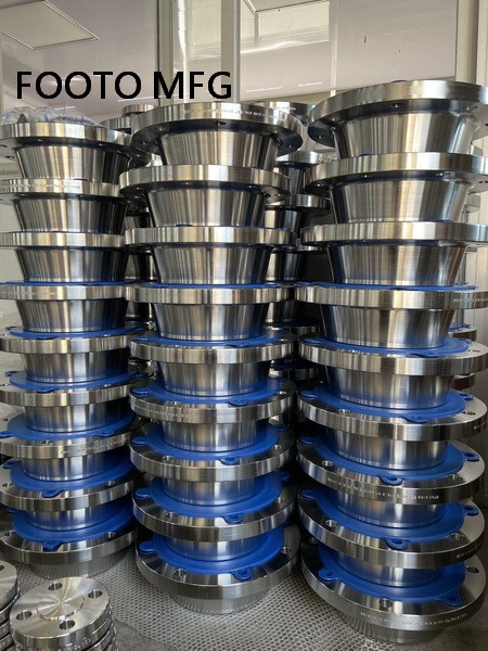 ASME B16.5 F53 2507 Super Duplex Stainless Steel Weld Neck Flanges 1/2 Inch
