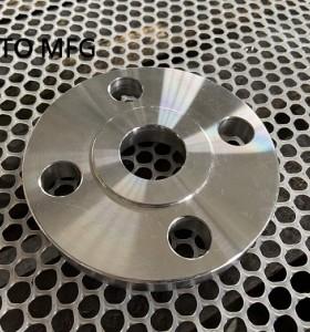 B16.5 ASTM 904L Slip on Flange CL900