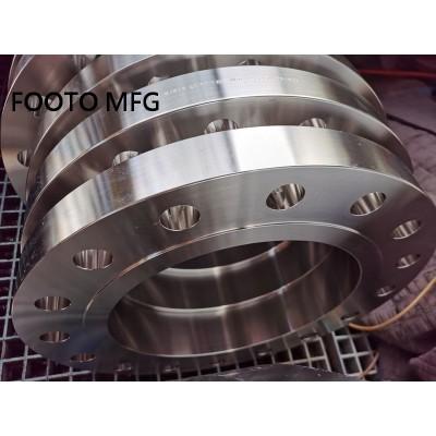ASTM A182 F304L WNRF Flange 6 Inch Sch40S CL300
