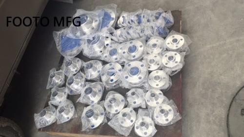 ASME B16.5 ASTM 904L Socket Welding Flange CL900 SCH80