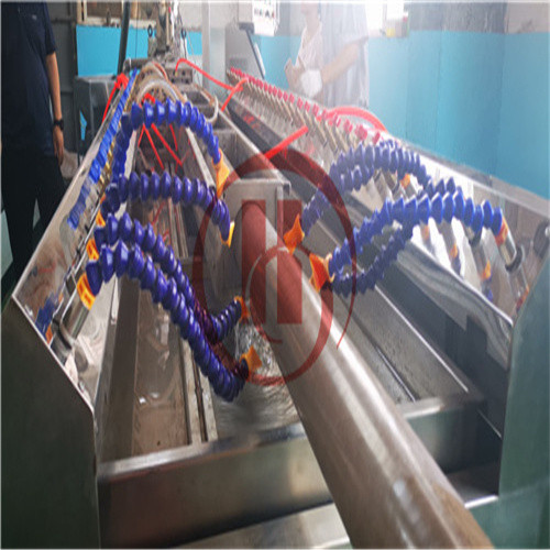 WPC pipe extrusion line