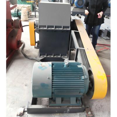 Wood crushing machine wood crusher