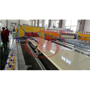 Machine de fabrication de porte de PVC