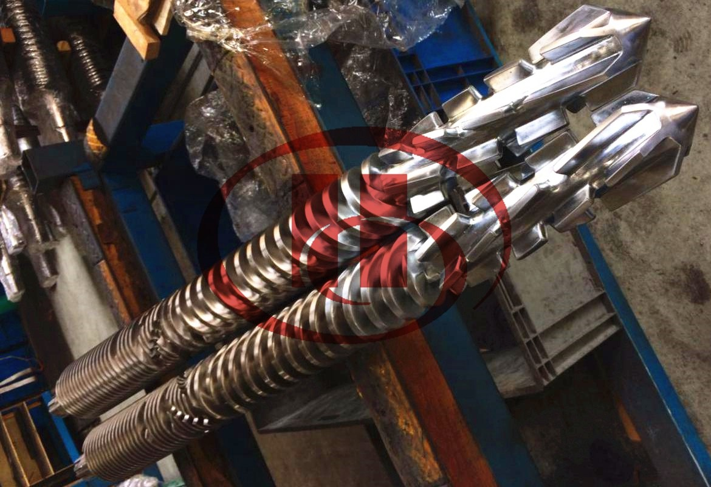 WPC screw
