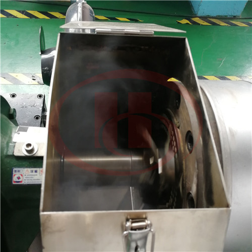 Die head of WPC granulation machine