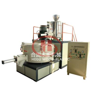 WPC mixing machine